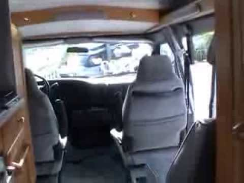 Dodge Camper Van >> SOLD! 2001 Road Trek 190 Popular Class B Camper Van ...
