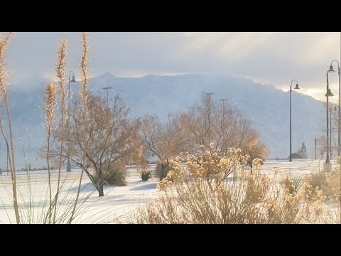 Rio Rancho, Albuquerque's west side recovering from winter storm