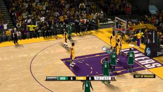 NBA 2K12 - ESPN scoreboard.... by ChrisL