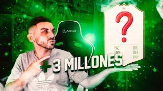 MI FICHAJE MÁS CARO EN FIFA 19... (+3 MILLONES DE MONEDAS)