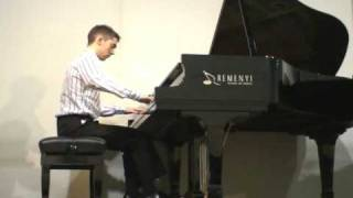 Saint Saens Piano Concerto No 2 in G Minor 1st Mvt - Gideon Wilk