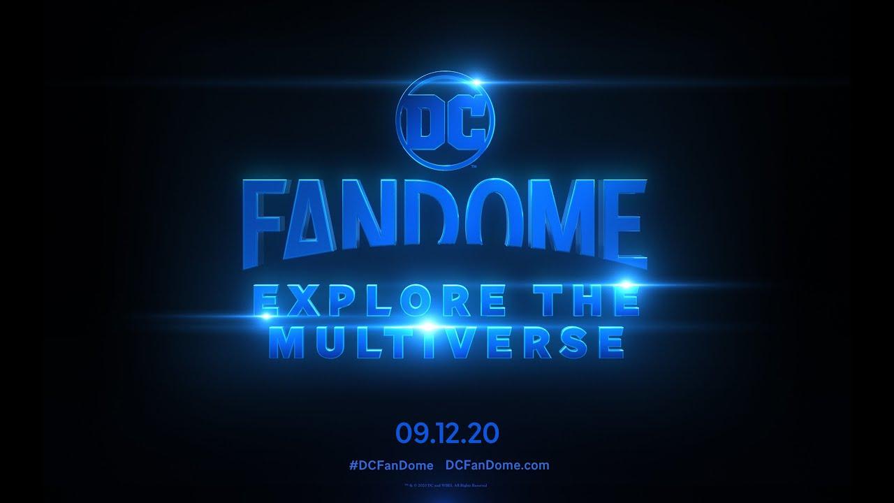 DC FanDome: Explore the Multiverse on 9/12 - Trailer
