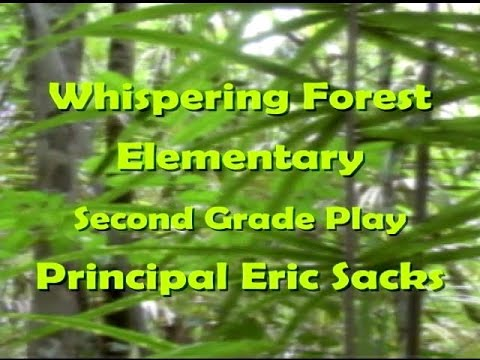 Whispering Forest Elementary - It's A Jungle Out There
