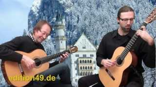Wagner Pilgerchor Boris Bagger Kristjan Tamm 2 two Guitars zwei Gitarren Pilgrim