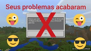 Como tirar a licença do Minecraft ( sem Lucky patcher)