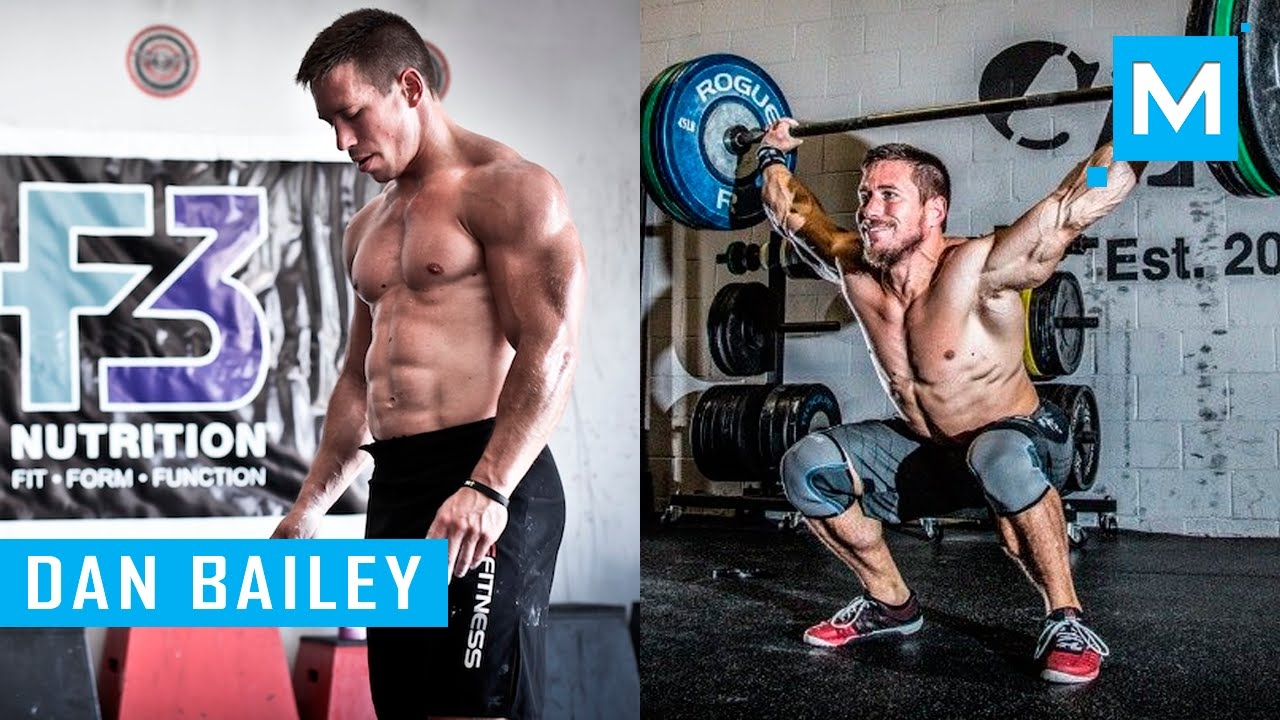 dan bailey crossfit training workouts muscle madness