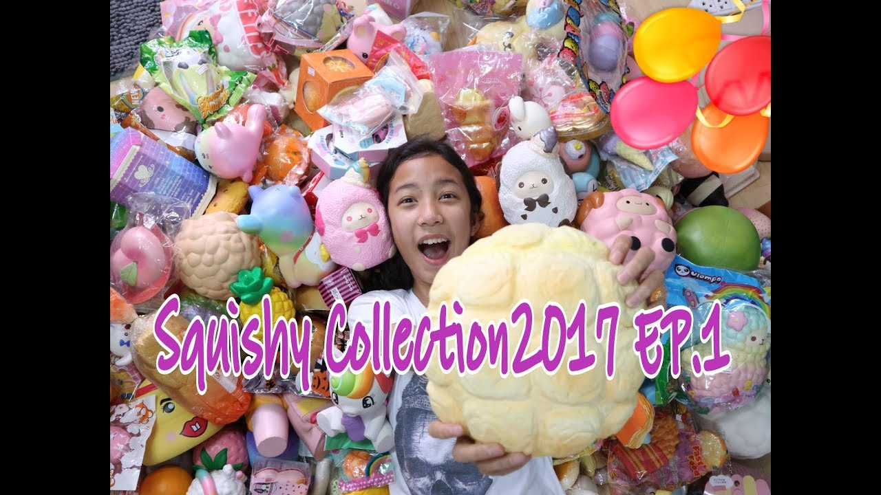 Squishy Collection2017 EP.1 [Mink Mink]