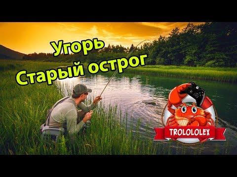 Русская рыбалка 4 Угорь. РР4 Угорь на старом остроге. Russian Fishing 4