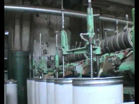 Industrial Hemp processing.