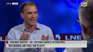 Luis Novaresio - LNE - Programa completo (26/11/19)