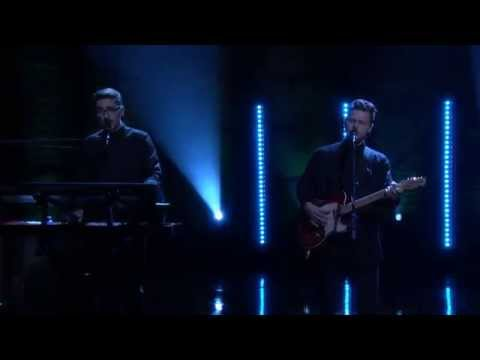 Alt-J play 'Every Other Freckle' on 'Conan'