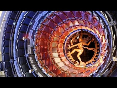 Large Hadron Collider Creates Matter From Light Hqdefault