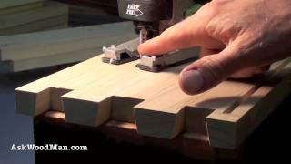 35 Of 47 • How To Make The Ultimate Work Table • A Woodworking Project