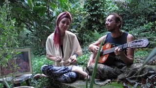 Krishna alegra Os seres da Floresta - Vraja Jana Mana Sukhakari