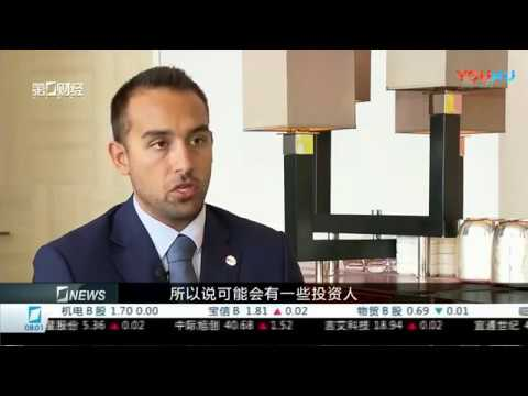 China Business News TV interview with Jameel Ahmad | 11/09/2018