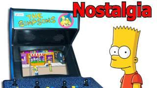 SIMPSONS de FLIPERAMA!!! - Simpsons Arcade