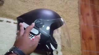 Comprei um novo capacete/Protork Liberty 3-Jeferson 108