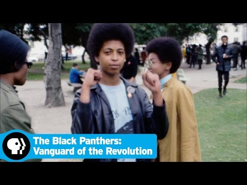 THE BLACK PANTHERS - VANGUARD OF THE REVOLUTION | Trailer | PBS