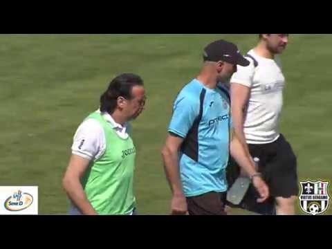 Virtus Bergamo 1909-Scanzorosciate 2-3, 17esima giornata di ritorno Girone D Serie D 2017/2018