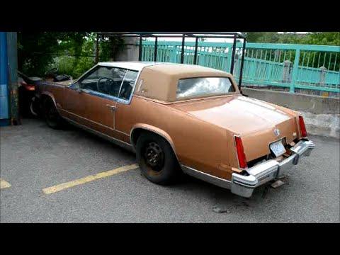 79 80 cadillac eldorado sighting youtube Cadillac Eldorado Convertible 79 80 cadillac eldorado sighting