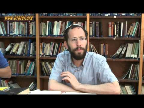Nismat HaMishna - shiur no.1: 'Shema' (part 1 of 2) - Rabbi Yakov Nagen