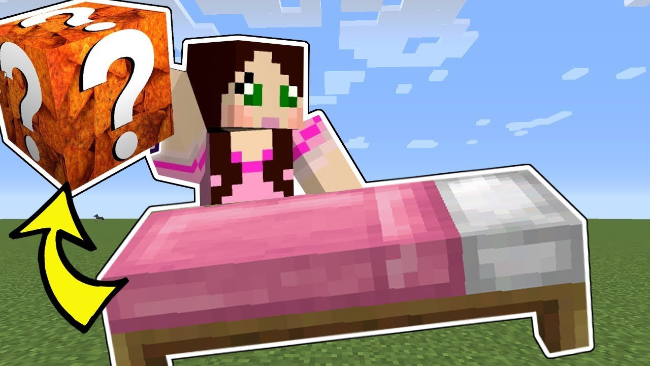 9ecbed9a Minecraft: DORITOS LUCKY BLOCK BEDWARS! - BEATING POPULARMMOS. GamingWithJen