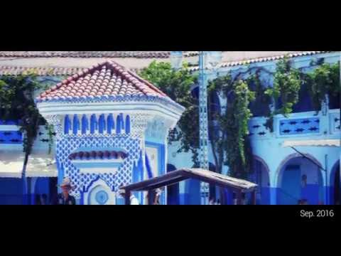 Chefchaouen...The Blue Pearl!