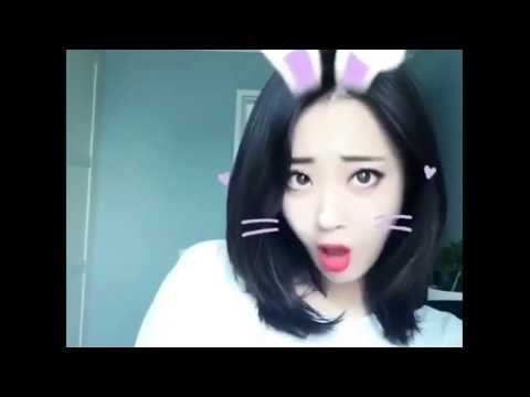 171028 TWICE Somi Suzy IU Yoona Sejeong Yeri Sulli Aegyo With Kwai App