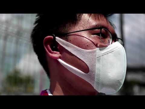Tokyo 2020 seeks to prevent heatstroke with AI
