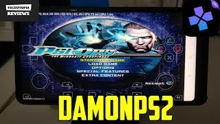 Psi Ops The Mindgate Conspiracy DamonPS2 Pro PS2 Games On Smartphones Android Gameplay