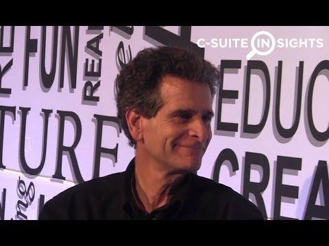 QUICK SOTS: What's Inventor Dean Kamen's Biggest Fear?