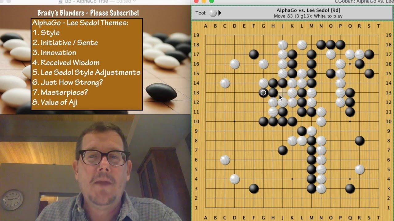 Brady's Blunders - Awed By AlphaGo