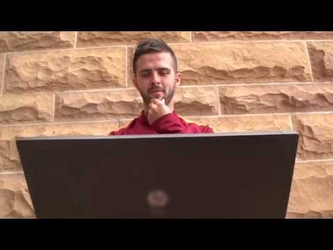 Pjanic GREAT 60 yard goal was not luck. Insights with the AS Roma player