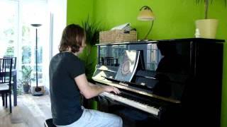 battlestar galactica composition piano