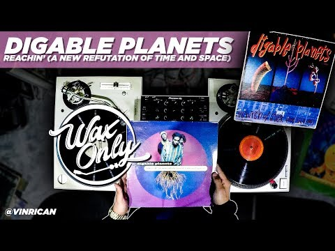 Discover Samples On Digable Planets 'Reachin' (A New Refutation Of Time And Space)  #WaxOnly