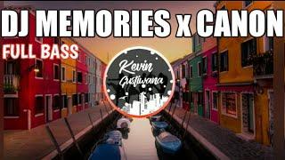 Download DJ MEMORIES MAROON 5 x CANON ROCK REMIX SANTUY FULL BASS