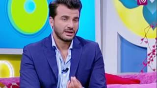 """د. سمر الشامسي ولؤي ابو عصبه - حملة """"الفن في خدمة الانسانية"""""""