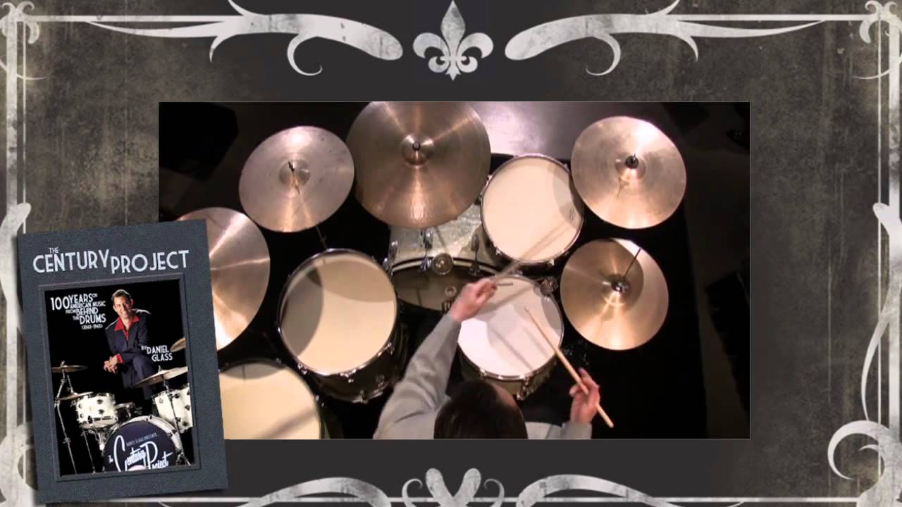 History Of The Drumset Part 11 1948 Rhythm Blues Youtube