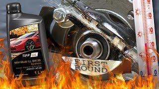 Tipp Oil WIV Multi LL 5W30 Jak skutecznie olej chroni silnik? 100°C