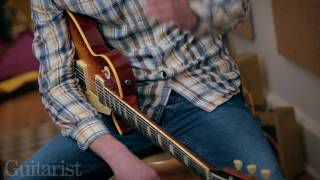 Original '56 Goldtop & '58 'Burst demo