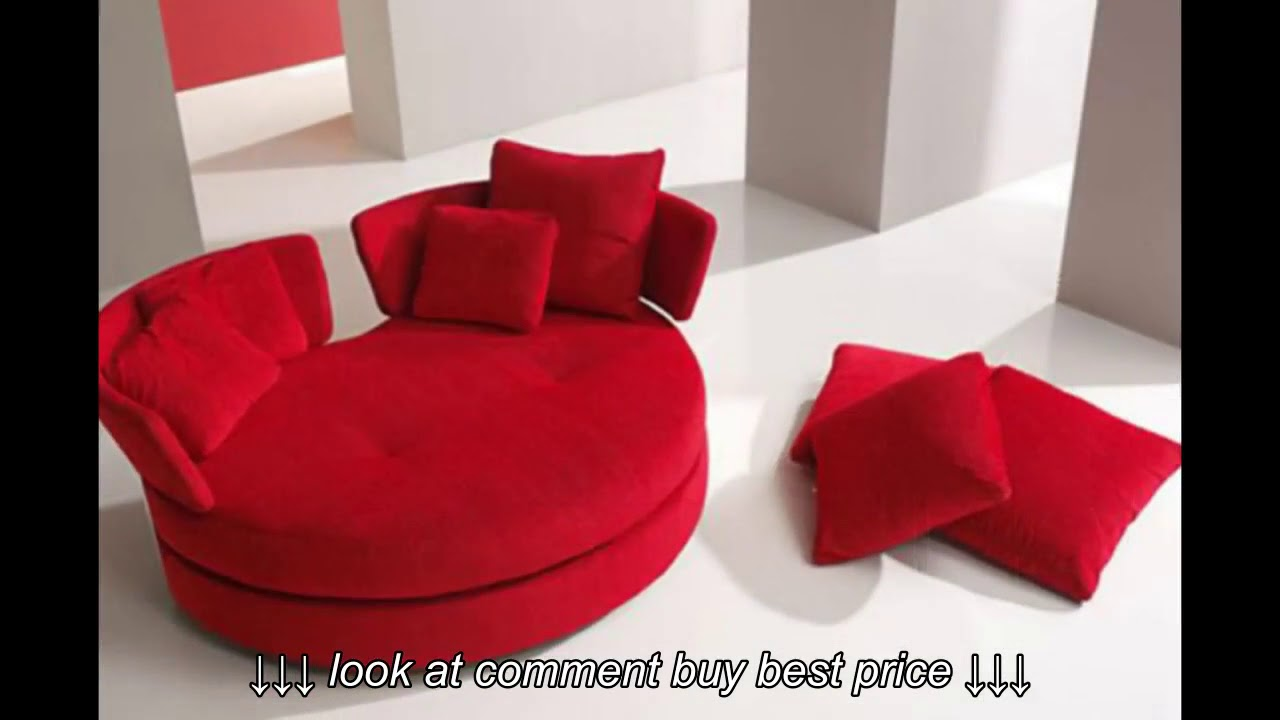 Circular Sofas And Loveseats You