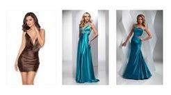 Top 100 Satin dress, satin wedding dresses for women
