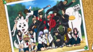 Gintama ED04 - Candy Line - Hitomi Takahashi FULL HQ
