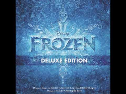 3 For the First Time in Forever  Frozen OST
