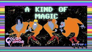 A kind of Magic [8bit bitpop chiptune cover] Tribute to Queen - Made with C64 sounds only + vocals