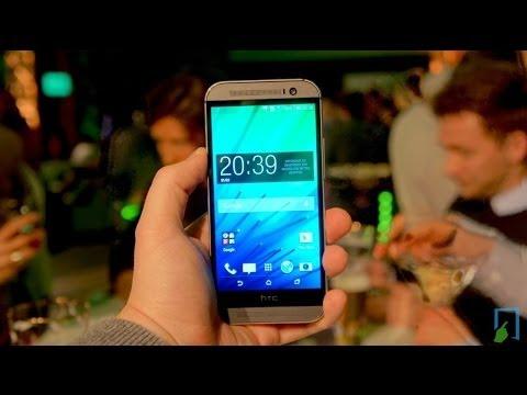 HTC One (M8) ausführlicher Kurztest deutsch   TBLT.de