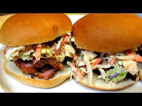 BEST Pork Tenderloin Sliders | THE WOLFE PIT