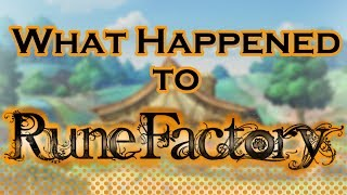 What Happened to Rune Factory?