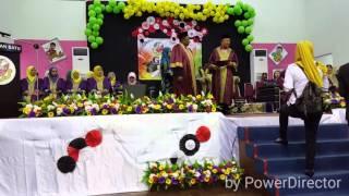 Graduasi SK Pekan Satu 2015