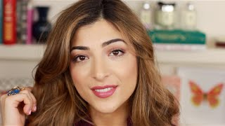 Drugstore Foundation & Contour Routine - Full Face! | Amelia Liana
